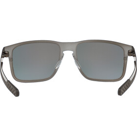 Oakley Holbrook Metal Lunettes, matte gunmetal/torch iridium polarized